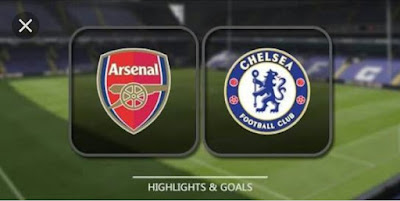 Videos: Arsenal 2 : 1 Chelsea.  Watch goals from yesterday's carabao cup match