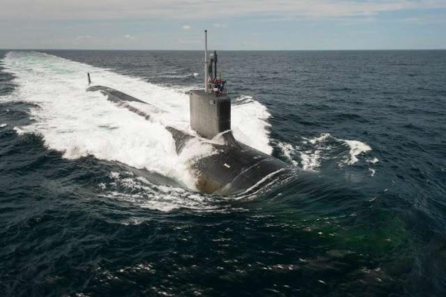 Virginia Class Submarine. Aviones, submarinos y barcos de guerras mas caros del mundo. Cuanto cuesta un portaviones. Cual es el costo de un avión de guerra. Cuanto vale un submarino nuclear.