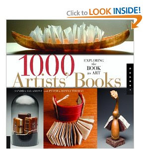 1000 Artists' Books by Sandra Salamony