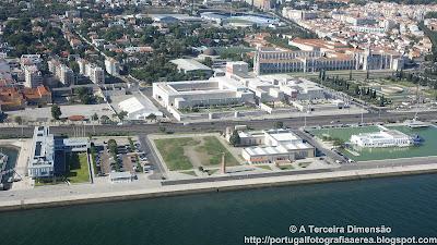 Lisboa - Belém - Museu de Arte Popular, Centro Cultural de Belém