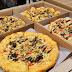 Grilled Steak Pizza 100% Imported Beef dari PHD