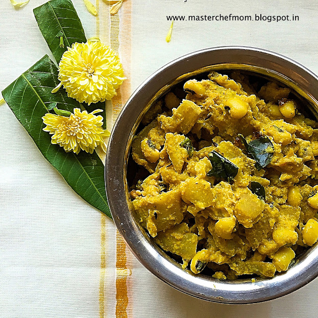 Kootu Curry | How to make Kerala Style Kootu Curry