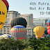 4th Putrajaya International Hot Air Balloon Fiesta 2012