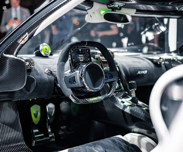 ケーニグセグ・ジェスコ  Koenigsegg Jesko