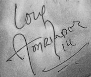 Wallpaper: Autograph Of Amrinder Gill