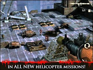 Merupakan sebuah game Shooter dimana player akan bertugas membantai seluruh zombie dari k Unduh Game Android Gratis Contract Killer: Zombies apk + obb