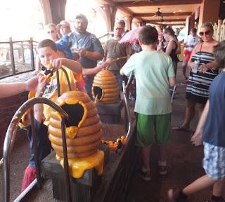 Magic Kingdom Winnie the Pooh