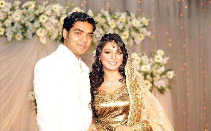 Popular Bangladeshi Celebrity Wedding Pictures