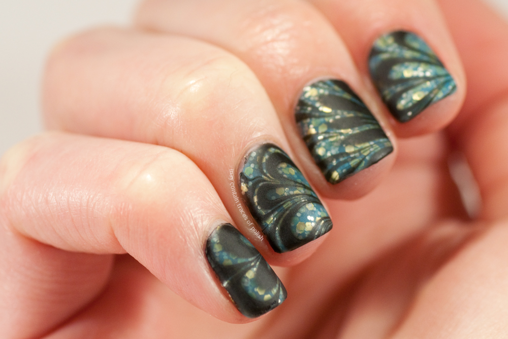 What Nail Polishes Work For Water Marbling – Papillon Day Spa