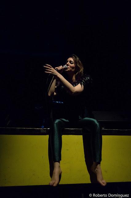 "© R.Domínguez - Carola Ortiz presenta ""Sirin"""