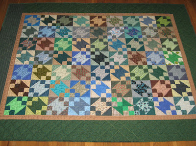 Buckeye Beauty quilt