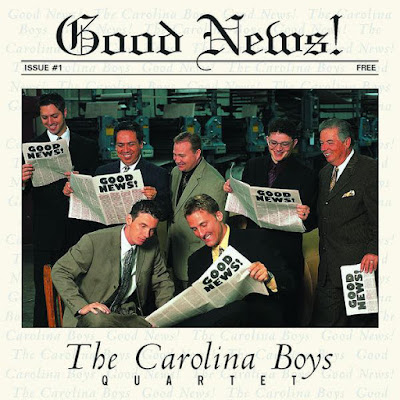 Carolina Boys Quartet-Good News-