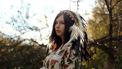Native American Girl Picture