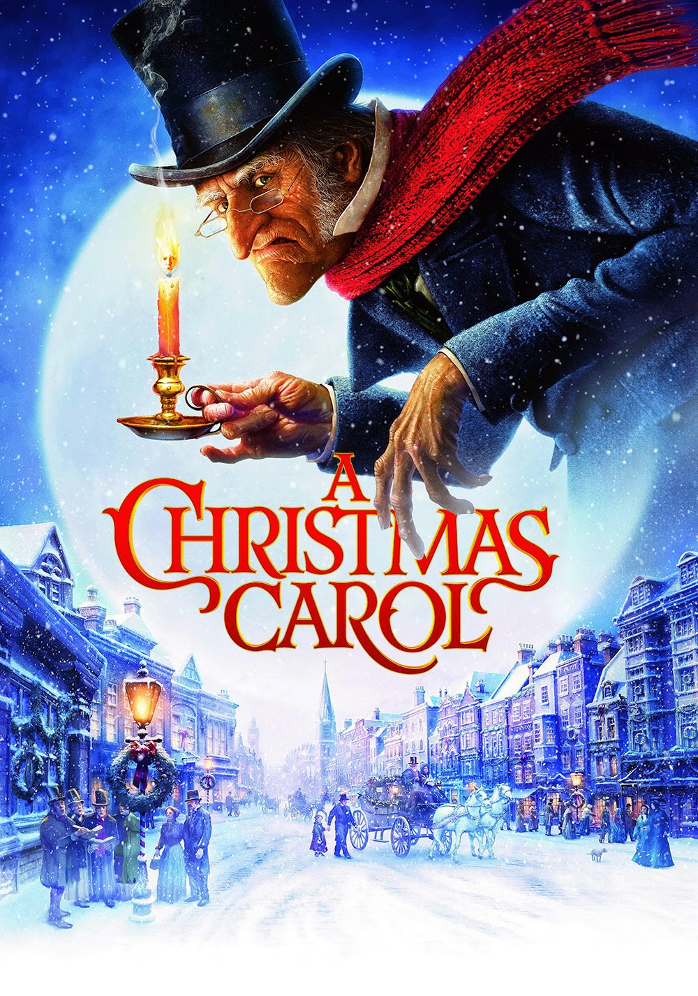 watch a christmas carol  2009  online for free full movie