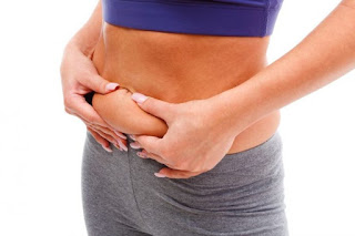 How to get rid the fatty layer from the bottom of the abdomen