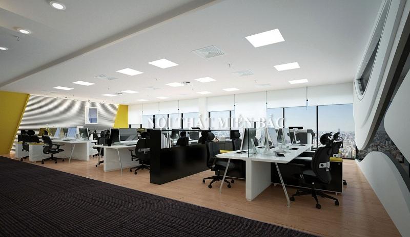 Tư vấn thiết kế nội thất phòng làm việc nâng cao hiệu quả công việc