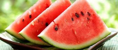 الفوائد الصحية و الغذائية لفاكهة البطيخ الاحمر او الدلاح