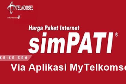 Ternyata Telkomsel Ada Paket Internet Murah