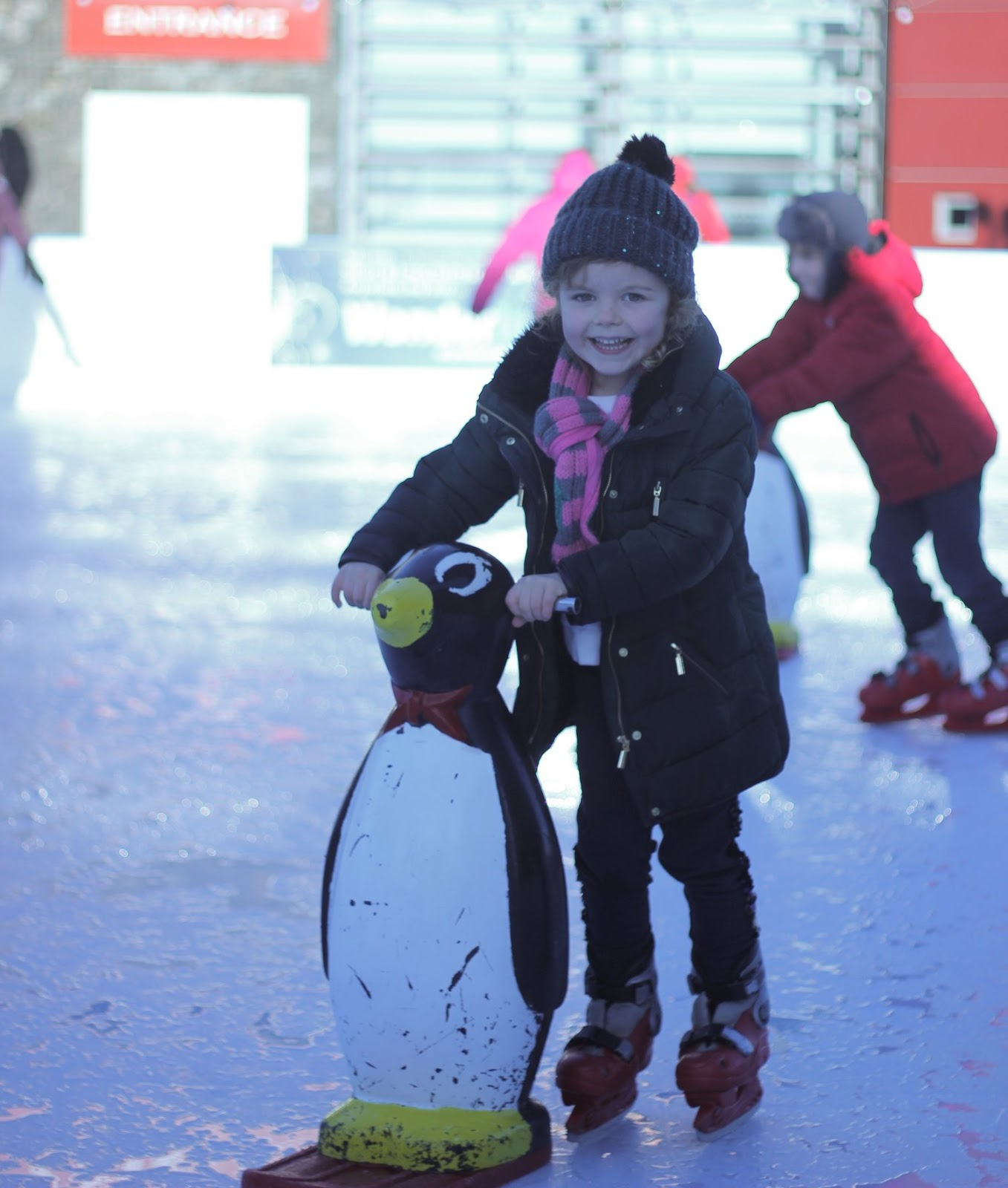 Woodhorn Museum | The Best Skating Rink for Small Children & Toddlers in the North East