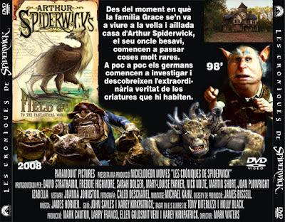 Les cròniques de Spiderwick - [2008]