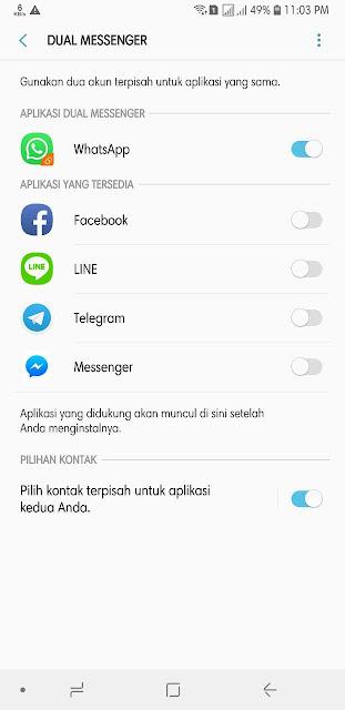 Cara Instal 2 Whatsapp Di Android Tanpa Aplikasi Tambahan
