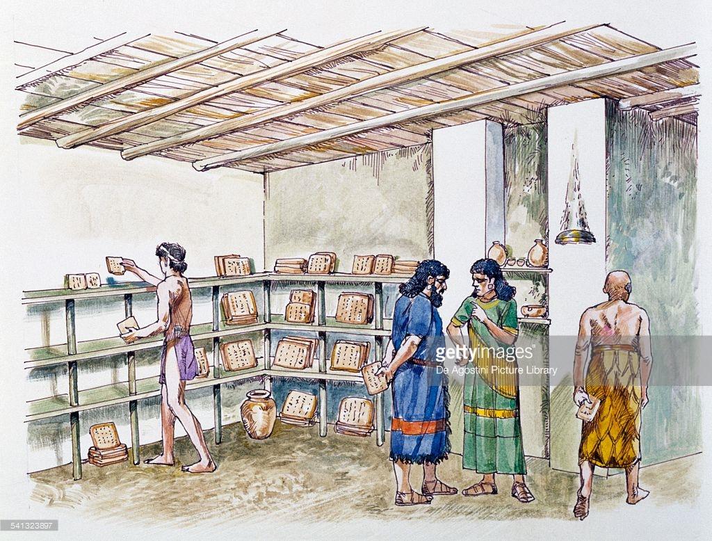 Servetbiblio biblioteca de tablillas de ebla siria for Las tablillas
