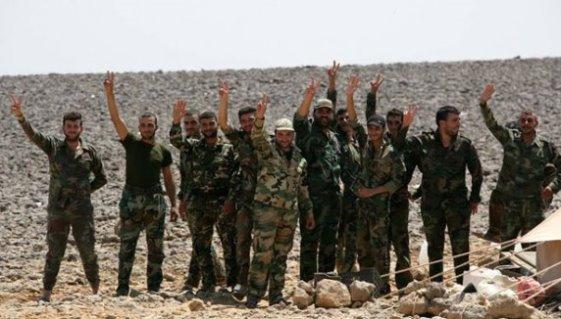 وحدات الجيش تسيطر على سد هاطيل وتعزز انتشارها في تلول الصفا