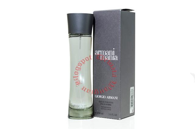 Giorgio Armani Mania Tester Perfume