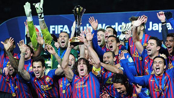 Resultado de imagen para BARCELONA 2011 mundial de clubes