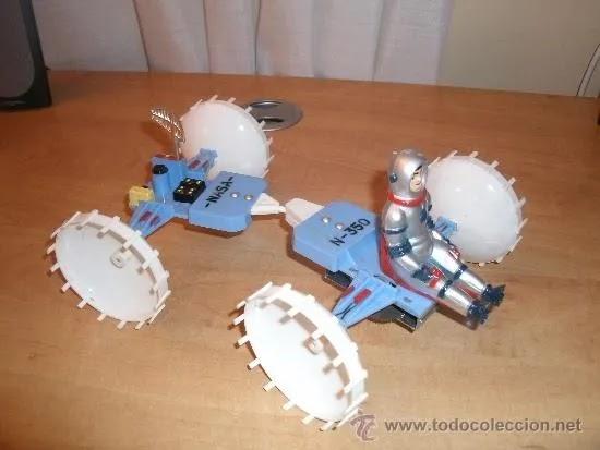 MOONBASE CENTRAL: New to the Blog: Paya Jeep Lunar Comando