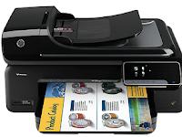 HP Officejet 7500A ドライバ ダウンロード