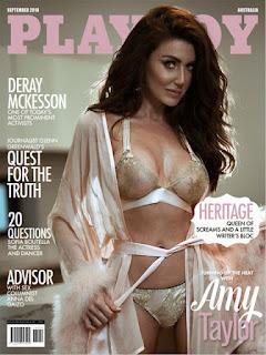 Playboy Australia - Septiembre 2018 (Uncensored)