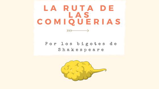 Por los Bigotes de Shakespeare: marzo 2018