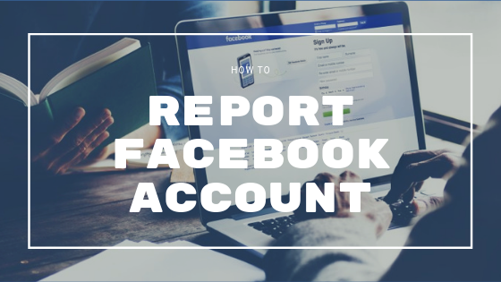 Report Facebook Account<br/>