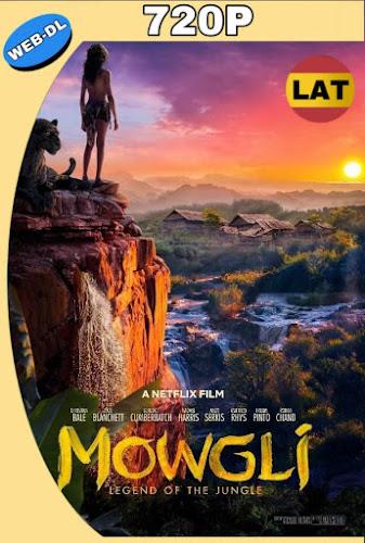 MOWGLI: RELATOS DEL LIBRO DE LA SELVA (2018) WEB-DL 720P LATINO-INGLES MKV