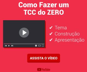 Como fazer um TCC do zero