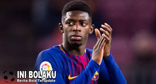 Valverde Puji Dembele Saat Gantikan Posisi Messi