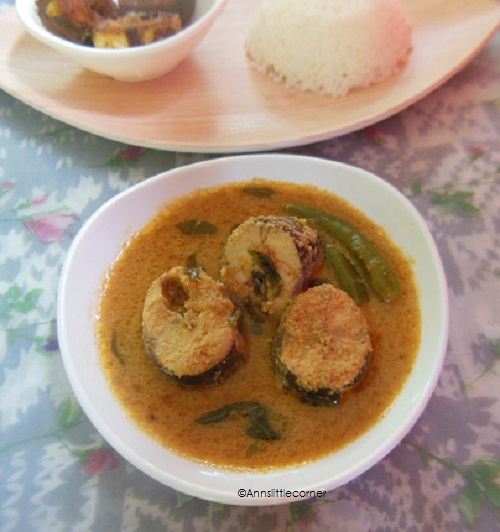 Fish Curry, Kerala Fish Curry, Nagercoil Fish Curry