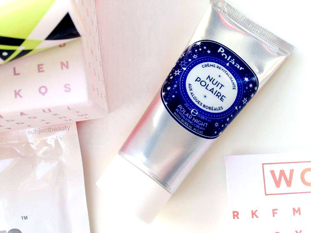 Birchbox March Polaar Night Cream