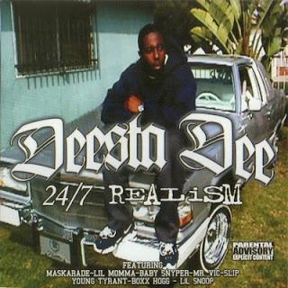 Deesta Dee – 24-7 Realism (2001) [CD] [FLAC]