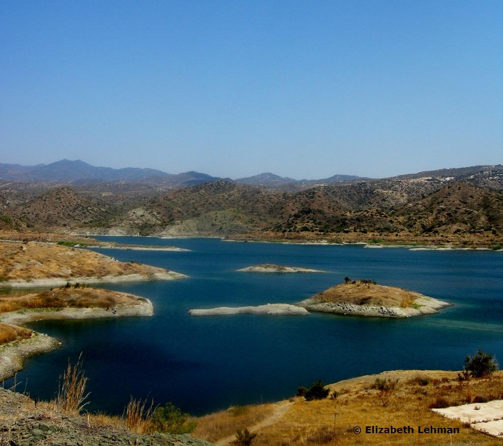 Exploring Cyprus: Kalavasos Dam