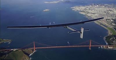 Στους αιθέρες ξανά το Solar Impulse για το γύρο του κόσμου χωρίς καύσιμα