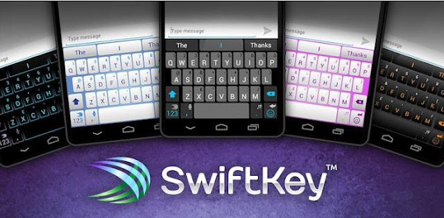 Download SwiftKey Keyboard Apk + (Mod Unlocked Themes)