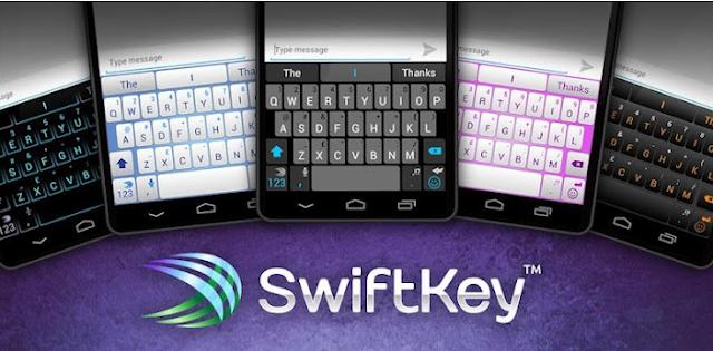 SwiftKey Keyboard v6.6.8.33 Apk + (Mod Unlocked Themes)