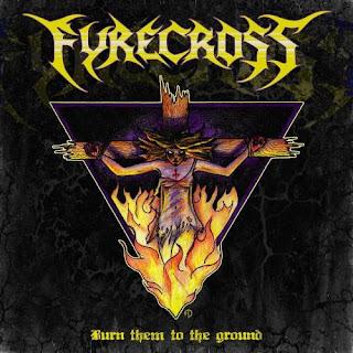 """Ακούστε ολόκληρο το ep των Fyrecross """"Burn Them to the Ground"""""""