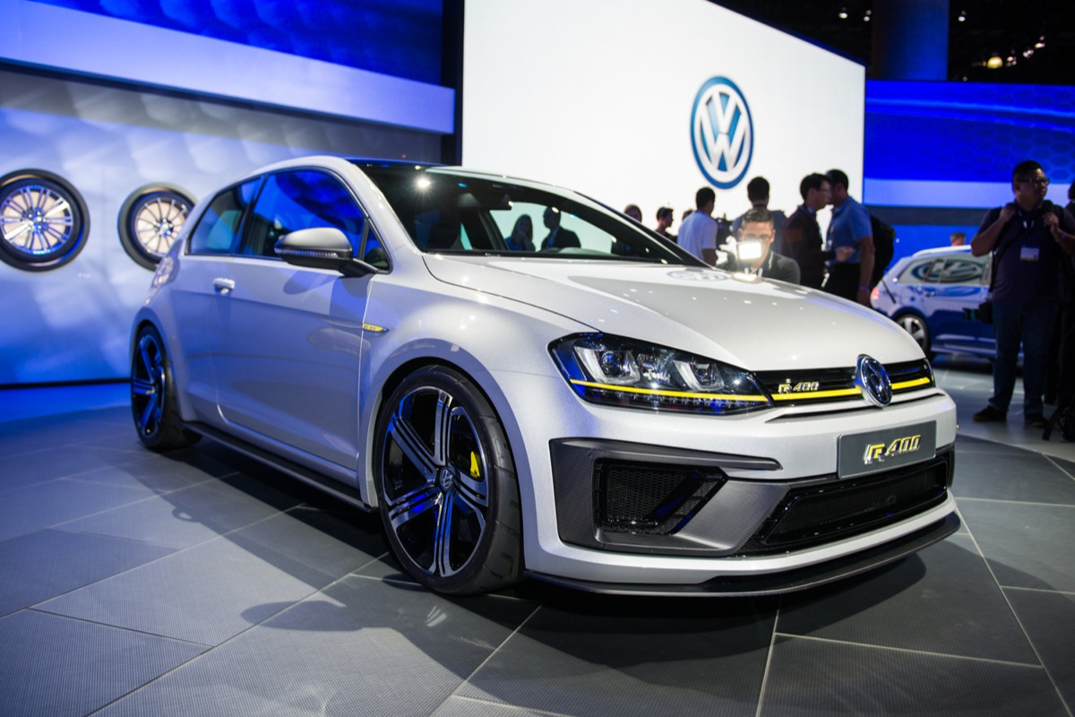 vw golf r400 cancelled gti clubsport s will pack 305 hp. Black Bedroom Furniture Sets. Home Design Ideas
