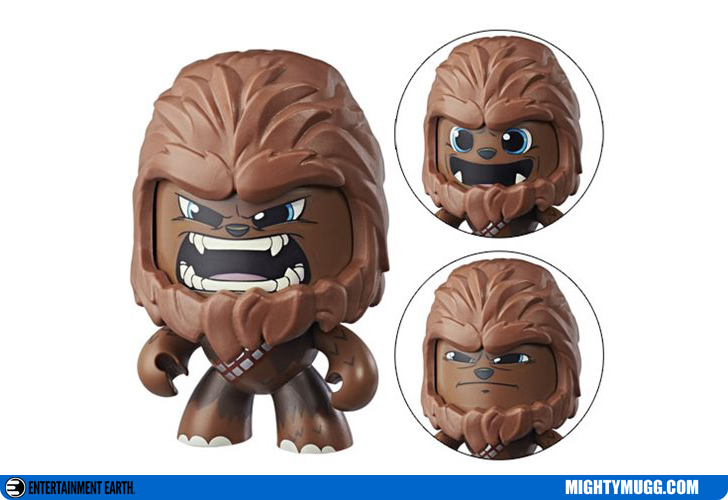 Chewbacca Star Wars Mighty Muggs Wave 1 2018