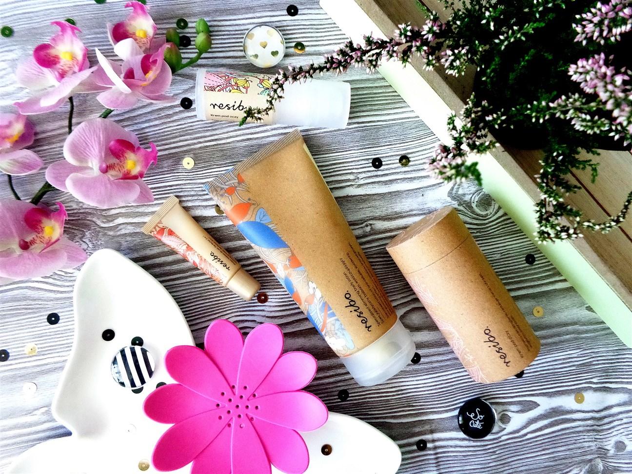 zdjęcie przedstawiające kosmetyki Resibo