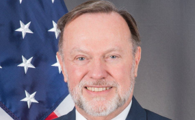 Tibor Nagy is the US' top africa envoy