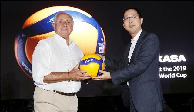 FIVB và Mikasa tung thiết kế bóng mới để gây khó khăn cho chuyền 1?
